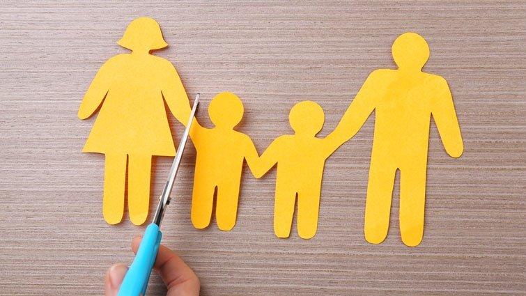 單親家庭的孩子也能幸福