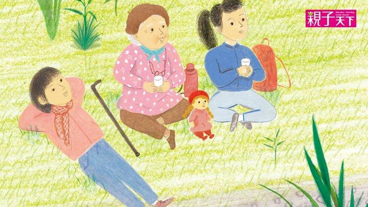 張曼娟:為孩子種一棵閱讀樹