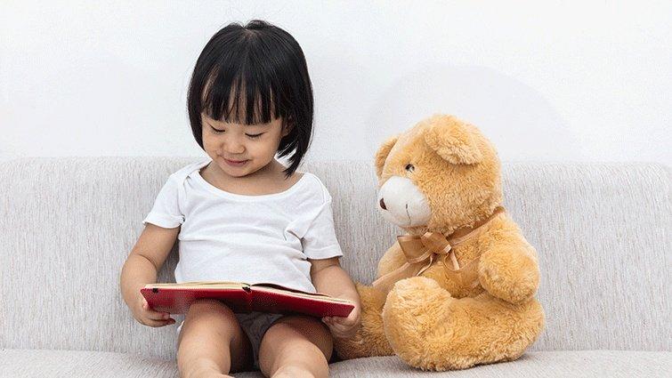 幼兒早期閱讀,上小學後才「聽得懂」老師的話
