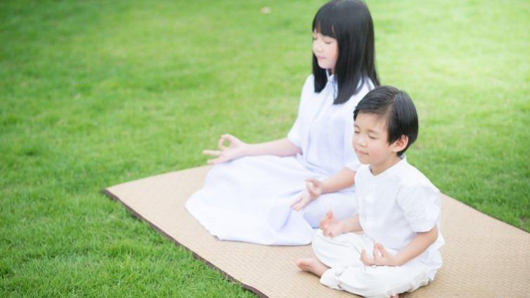 從小練習正念抒壓,提升記憶專注力