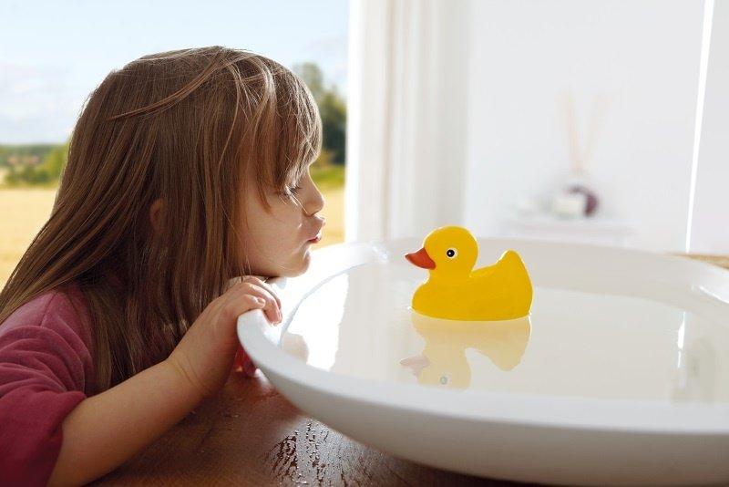 幸福共浴,創造親子相處好時光