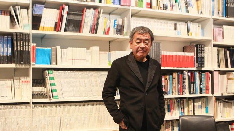 負建築大師隈研吾:從小向父親競圖,提企劃長大的建築師