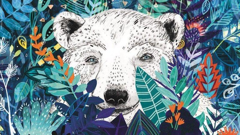 【Selena的讀寫日記】《一隻叫做葉子的北極熊》極端氣候下的北極熊
