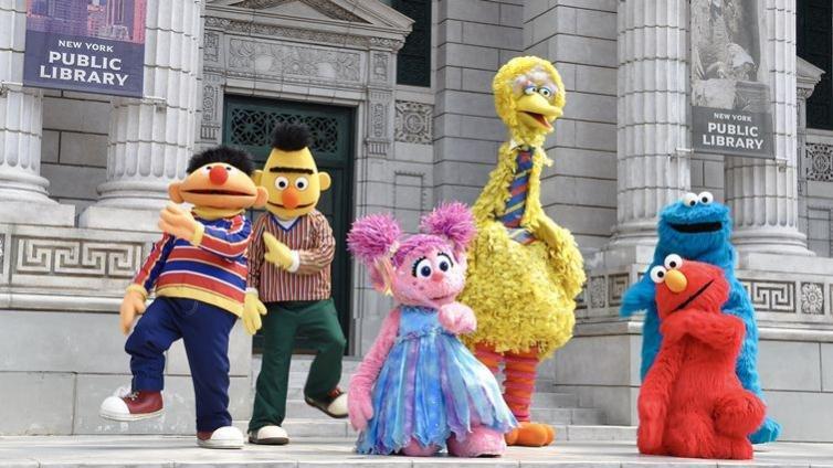 美國公共電視節目芝麻街,新角色自閉症女孩登場