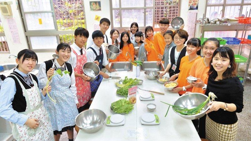 台中市惠文高中國際教育實驗班|多元海外合作 為小資家庭學生留學搭橋