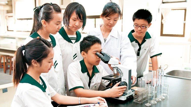 台中市僑泰中學國中部:職校轉型,拚出升學好口碑