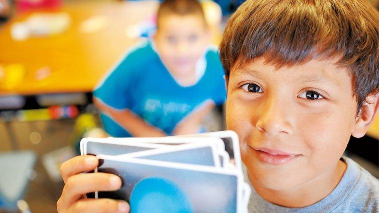 新鮮事 / 高效學習法:聽孩子介紹學習內容