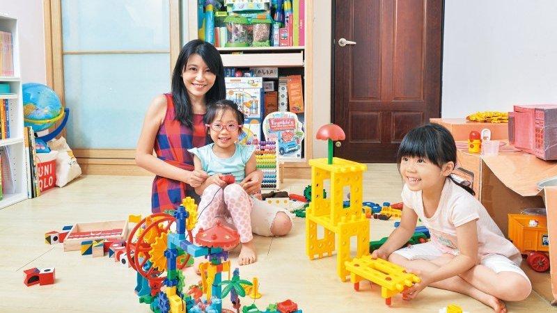 家長分享|「每天都要一起玩」社群創辦人吳念祺 誰說女孩一定只能玩芭比