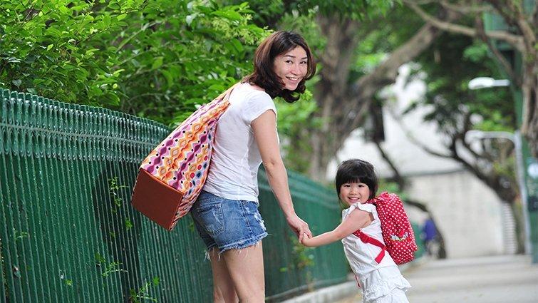 美型又實用的親子出遊收納包