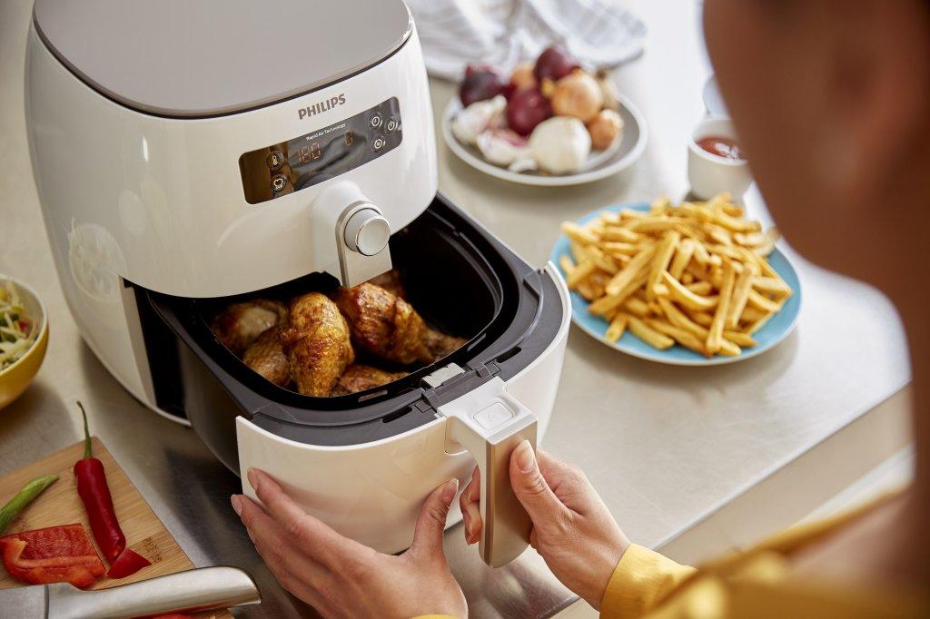 爸媽請注意!用氣炸鍋做健康料理,哪些「魔鬼細節」要注意?