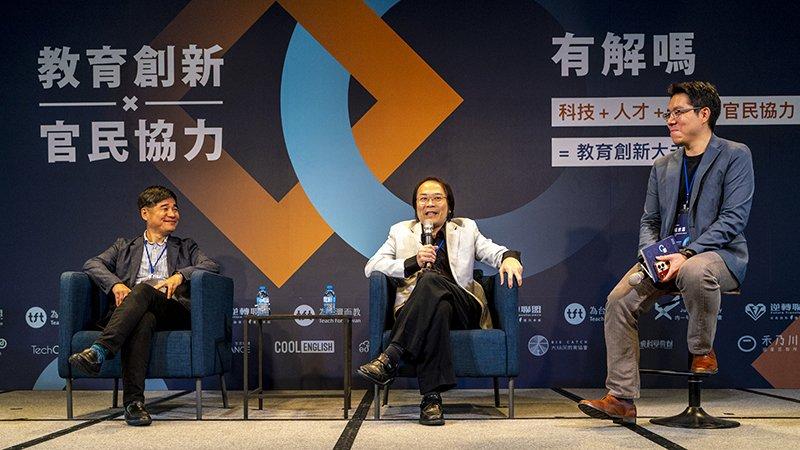 Google董事總經理簡立峰:未來需要「製造問題」的人才,而非解決問題者