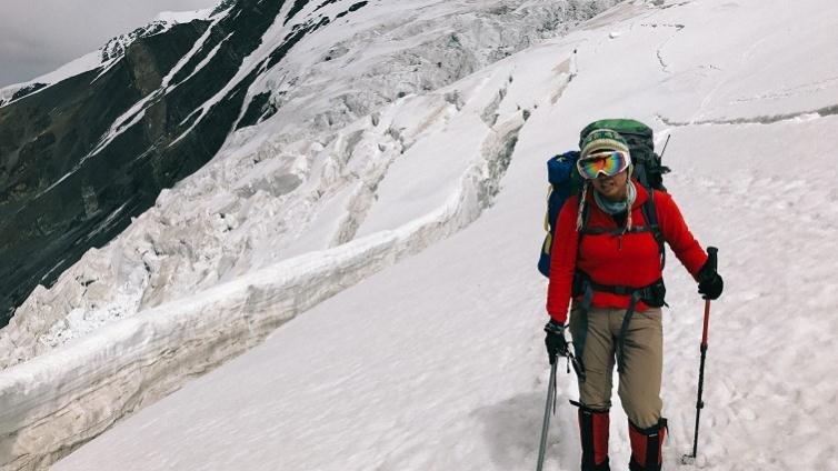 海外遠征攀登手王筱芳:撤退,比攻頂更難