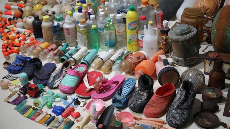 【Selena的讀寫日記】《塑膠島》:讓大小讀者重視海洋垃圾問題