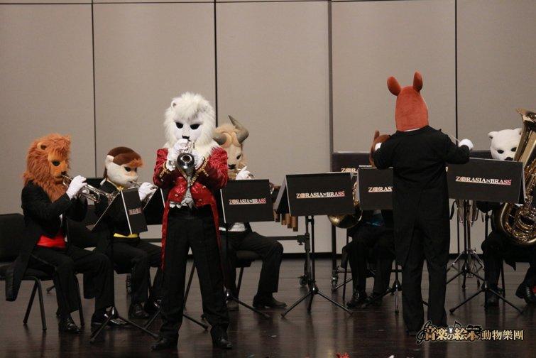 音樂的繪本動物樂團|兒童節假期來欣賞全世界的第一次『輝煌騎士』