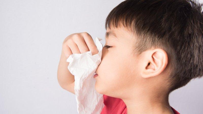 3個小習慣,幫助孩子戰勝感冒!