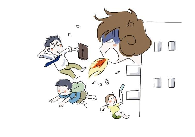小布麻:小一娘的雞飛狗跳生活