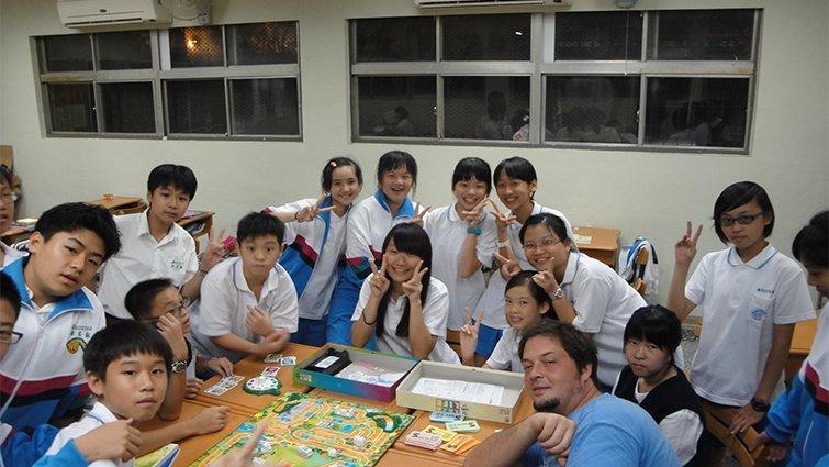 高雄市復華中學國中部:重視數理,國際競賽不缺席