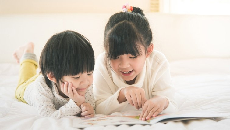 該念雙語或全美語幼稚園嗎?