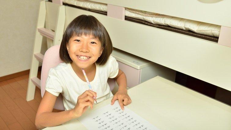 提升小孩學習力的兒童房整理法