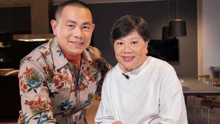 媽媽眼中的名廚江振誠:沒想到,這個乖小孩走上了國際舞台
