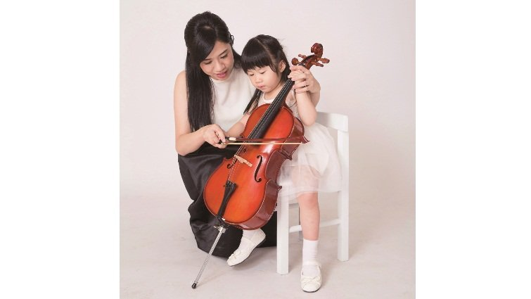 知名弦樂團團長蘇逸凌:孩子擁有學習力,就能揮灑人生精采樂章