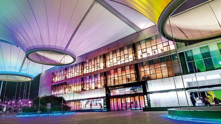 高雄大東藝術圖書館,啟蒙孩子的藝術細胞