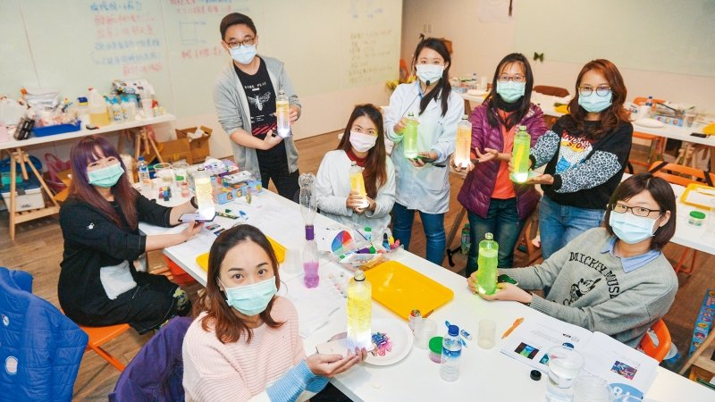 大人的實驗課|文科爸媽也能成為孩子的科學老師