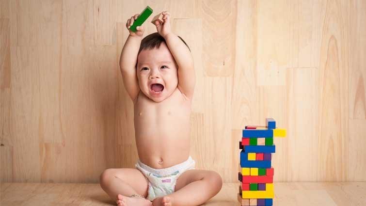 廖笙光:寶寶亂丟玩具不是壞事!