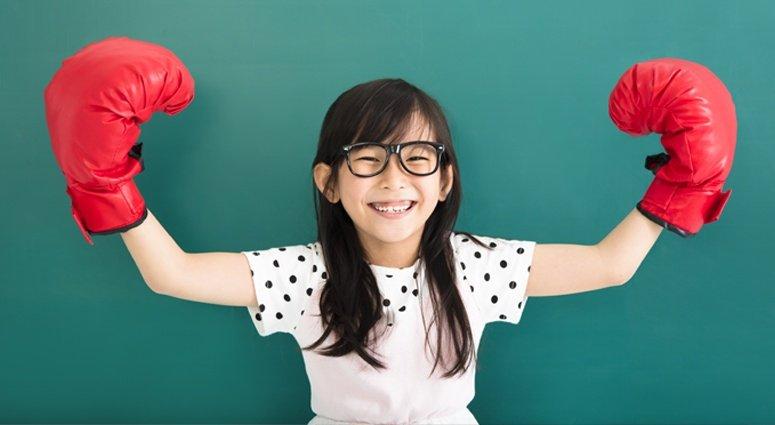 恆毅力:課外活動,練習對困難事物堅持