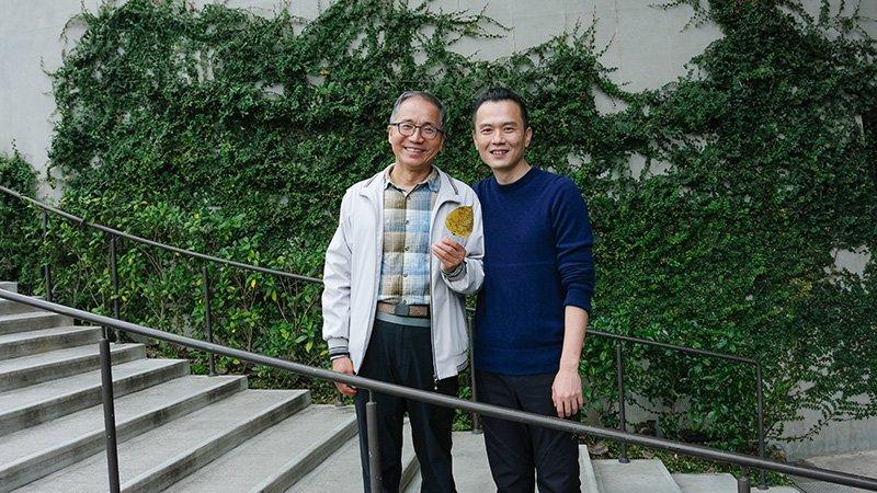 街頭浪蕩到天賦發光:「林懷民接班人」鄭宗龍與當年觀護人盧蘇偉對談