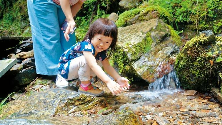 淺山小旅行五大親子步道特輯:自在享受好玩的山