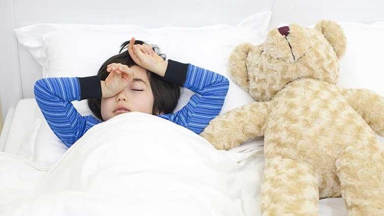 爸媽注意!「打呼」可能造成孩子健康與學習障礙