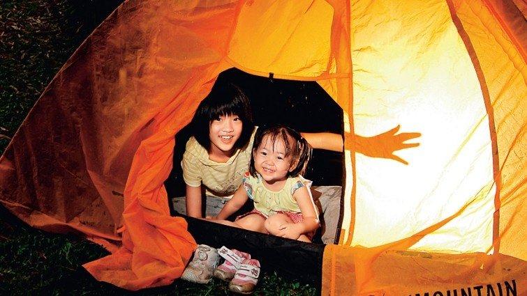 媽媽放手經:在旅行中,學會自在過生活