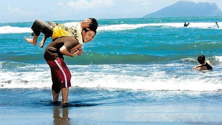 鄧惠文:允許老公當個小男孩
