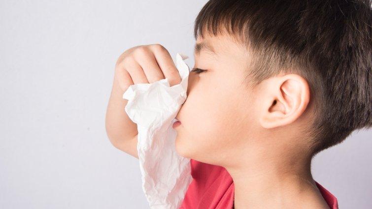 睡覺就鼻塞,醒來就沒事?小孩容易被忽視的「風水性感冒」