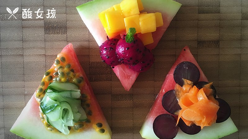 3步驟+15分鐘,親子一起把當季蔬果變甜品,好玩又消暑!
