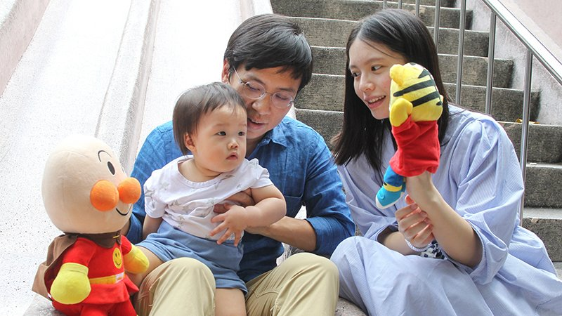失去兒子一年 賴以威:極度幸運,才能過上普通的家庭日常
