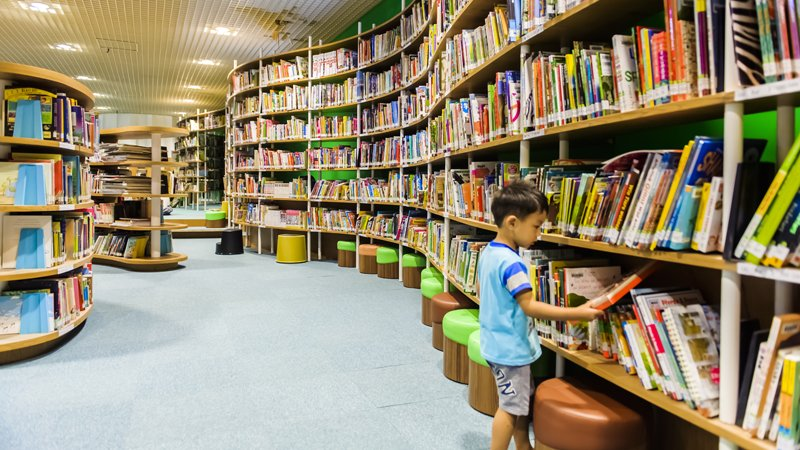 不只是愛上閱讀!「圖書館日」教會孩子的事