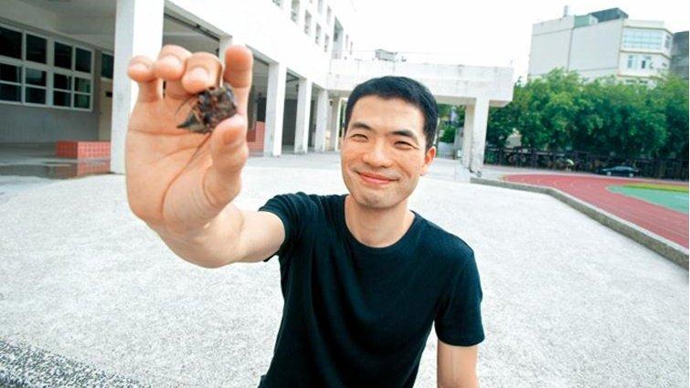 簡志祥:戴上VR,到雨林觀察生態