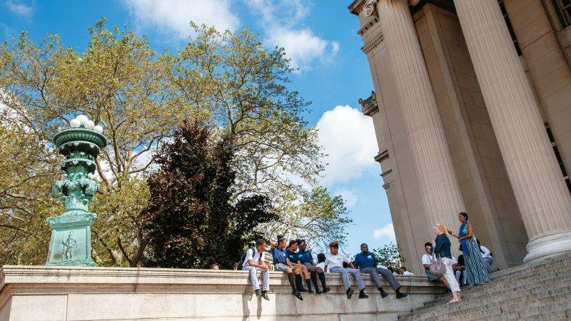 哥倫比亞大學—培養醫師、律師前  先培養深思的人