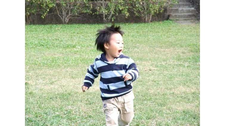 綠豆粉圓爸-孩子的生活裡,有噴火龍和妖怪嗎?