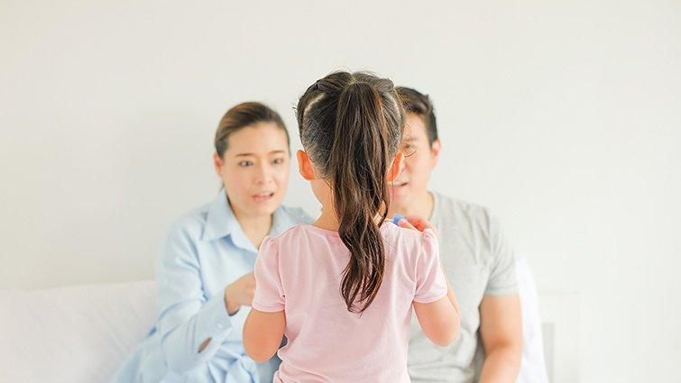 為愛承擔,問題孩子只是家庭的「替罪羊」