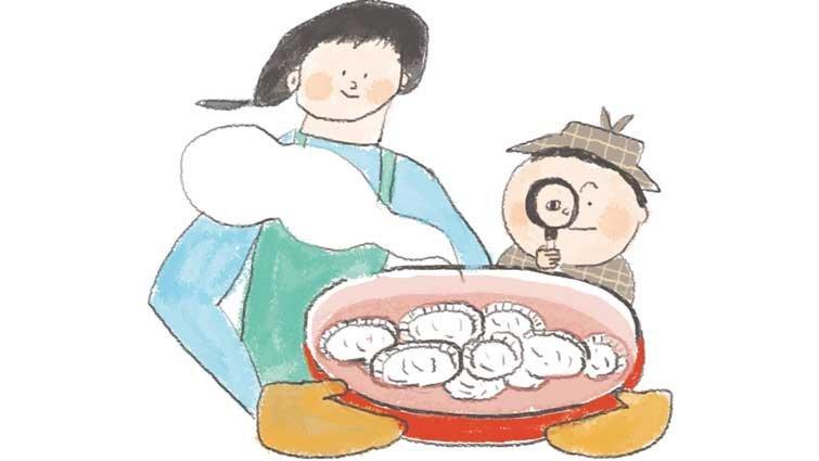 王嘉璐:對付挑食兒,別把食材變身