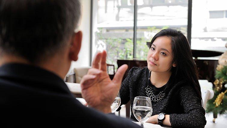 楊照:女兒終於領會 學習不分上下課、意見沒有高下之別