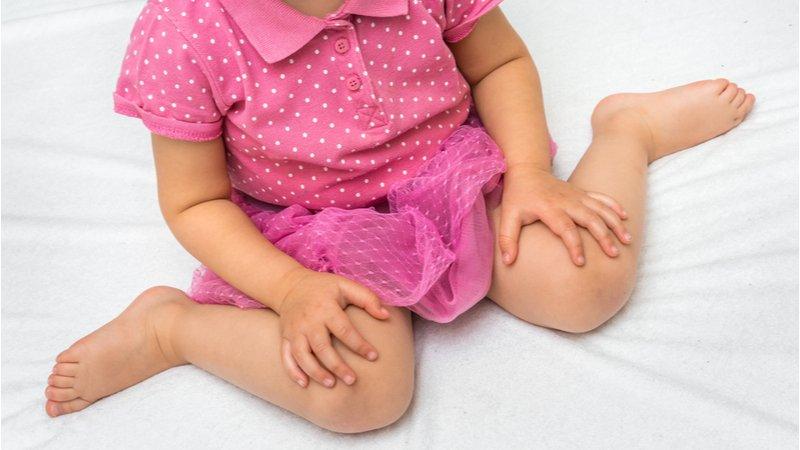 習慣W坐姿的孩子,哪些狀況該注意?