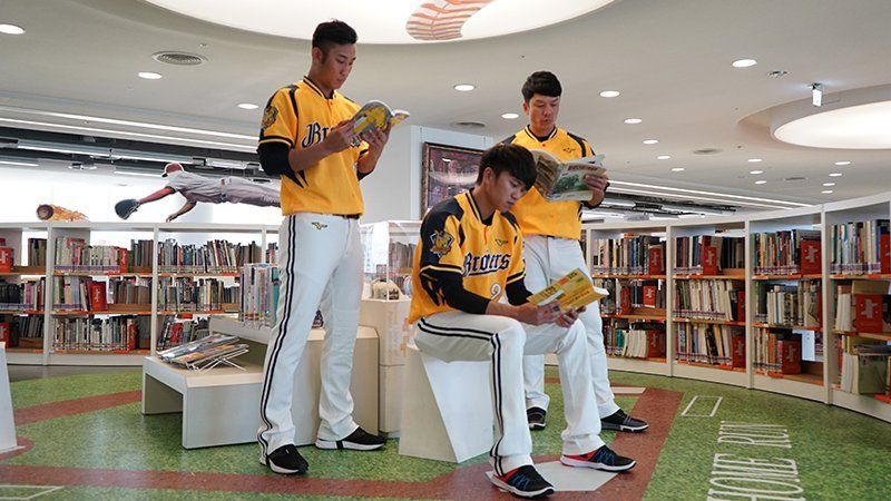 鼓勵閱讀與棒球成為全民運動 「閱讀全壘打」送中信兄弟主場賽事門票