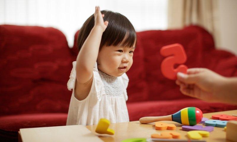 父母的語言-如何與孩子「說出數學力」?