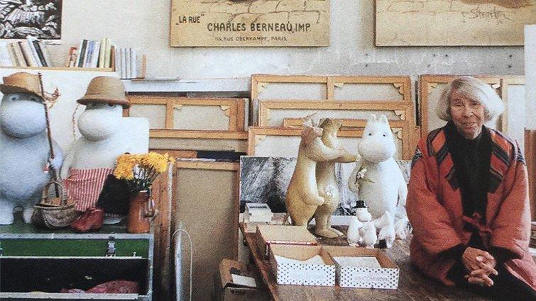 【童書大師系列】在「姆米」純真世界背後,是藝術家朵貝.楊笙與家人的快樂回憶