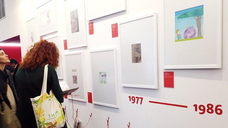 波隆那插畫展50週年經典特展-在波隆那穿越半個世紀