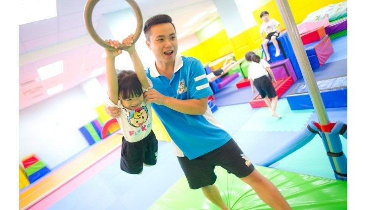 飛奇兒幼兒體操 促進感覺統合、提升專注力